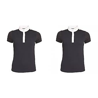Mark Todd Womens/Ladies Competition Polo Shirt