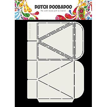 الهولندية Doobadoo بطاقة الفن اليكس A5 470.713.774