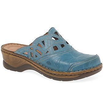 Josef Seibel Catalnia 41 Womens Clog Sandals