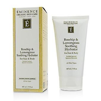 Eminence rozenbottels & citroengras rustgevende Hydrator voor gezicht & Body - 147ml / 5oz