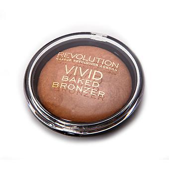 Makeup revolution bagt bronze-gyldne dage
