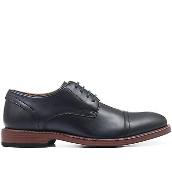 Jones Bootmaker Mens Fergus Leather Derby Shoe