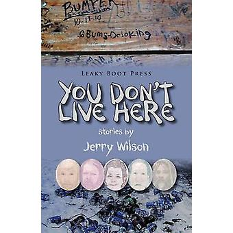 You Dont Live Here by Wilson & Jerry