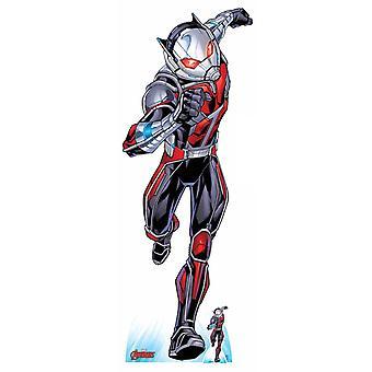 Ant-Man Official Lifesize Marvel Avengers Kartonnen Cutout / Standee