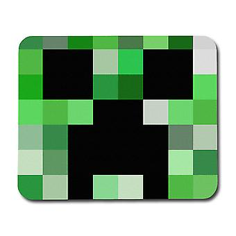 Minecraft Creeper Mouse Pad