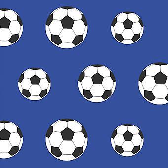Doel voetbal wallpaper Belgravia deco