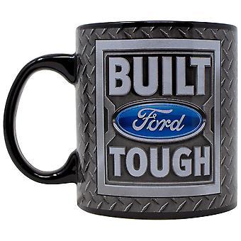 Ford Built Tough 20 Ounce Ceramic Mug