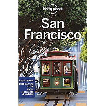 Lonely Planet San Francisco by Lonely Planet - 9781787014107 Book