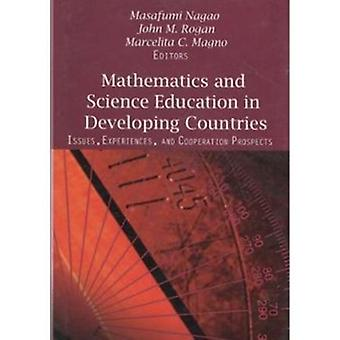 Mathematics and Science Education in Developing Countries - Issues - E