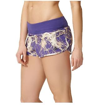 Adidas Women's Graphic Design Gym Shorts AY7272