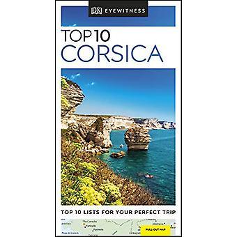DK Eyewitness Top 10 Corsica by DK Eyewitness - 9780241364659 Book