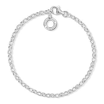 Thomas Sabo Childrens Silver Charm Carrier Bracelet