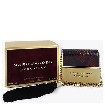 Marc Jacobs Dekadenz Rouge Noir Eau De Parfum Spray von Marc Jacobs 3,4 Oz Eau De Parfum Spray
