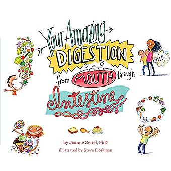 Your Amazing Digestion from Mouth through Intestine by Joanne Settel