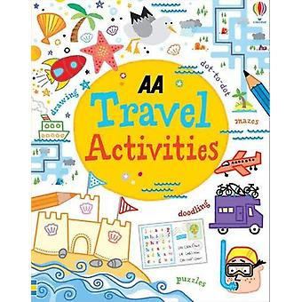 Travel Activities - 9780749581596 Book