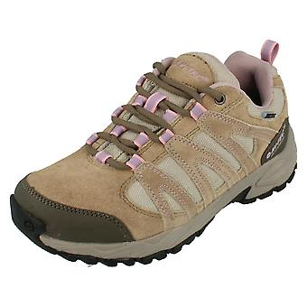 Damas Hi Tec Impermeable Casual Trainers Alto II Low Wp Mujeres