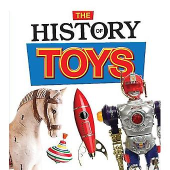The History of Toys by Helen Cox Cannons - 9781474792608 Book