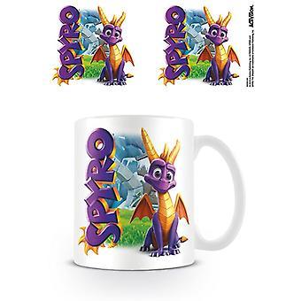 Spyro Dobrý Dragon Hrnek