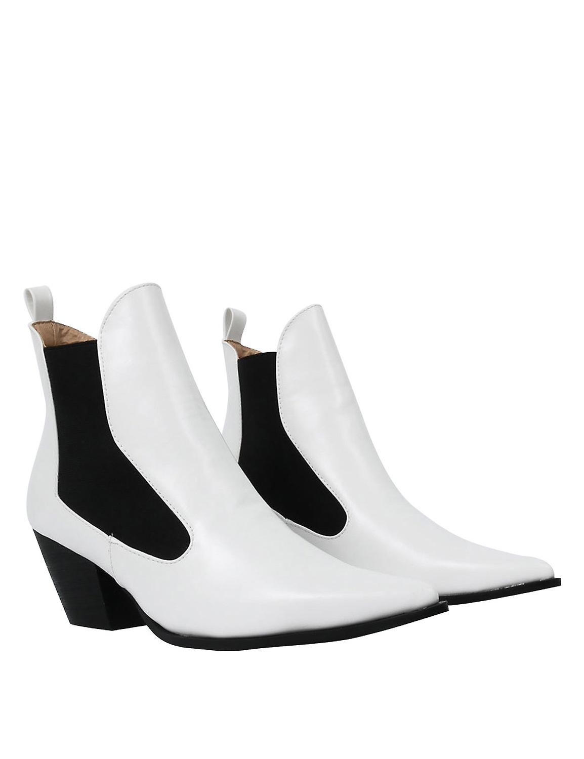 Raid Women's Flick Western Ankle Boots