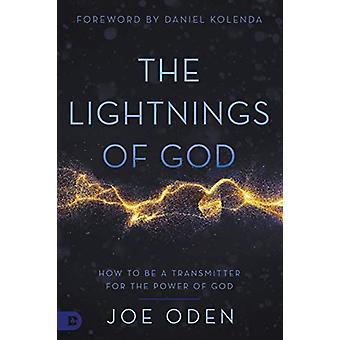 Lightnings of God - The by Joe Oden - 9780768453553 Book