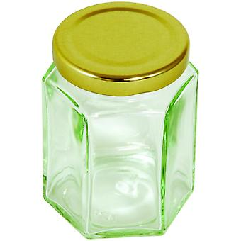 Tala Hexagonal Preserving Jar