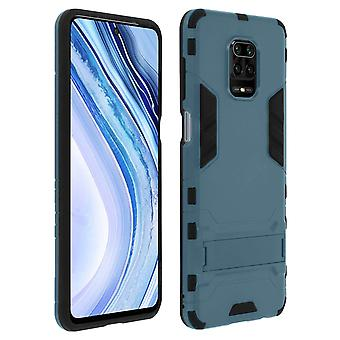 Protective Cover Xiaomi Redmi Note 9S/9 Pro/9 Pro Max Shockproof Video Blue