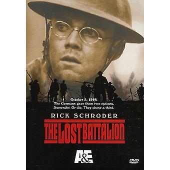 Verlorene Bataillon [DVD] USA import