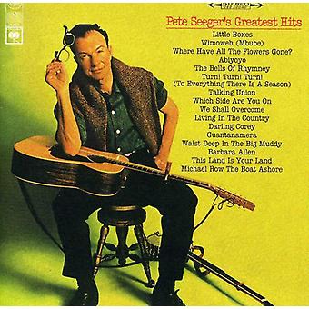 Pete Seeger - Pete Seeger van Greatest Hits [CD] USA import