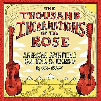 Various Artist - Thousand Incarnations of the Rose: American / Var [CD] USA import