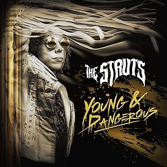 Struts - Young & Dangerous [CD] USA import