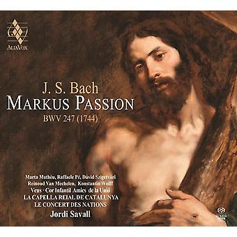Bach: St. Passion [SACD] USA import