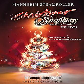 強圧的なマンハイム - クリスマス シンフォニー [CD] アメリカ インポートします。