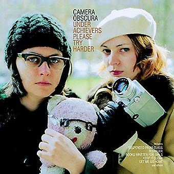 Camera Obscura - Underachievers Please Try Harder [CD] USA import