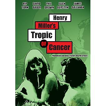 Tropic of Cancer (1970) [DVD] USA import