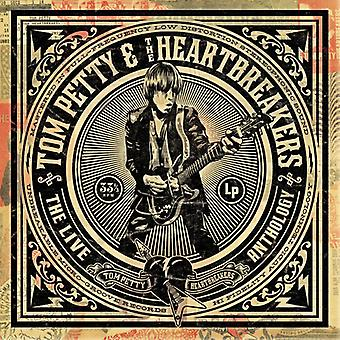 Tom Petty & the Heartbreakers - Live Anthology [CD] USA import