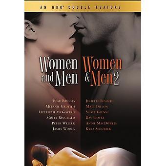 Importer des USA femmes & hommes Double Feature [DVD]