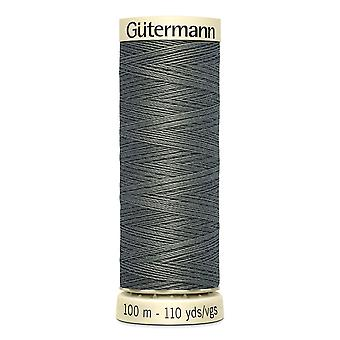 Gutermann Sew-all 100% Polyester Thread 100m Hand and Machine Colour Code  - 635