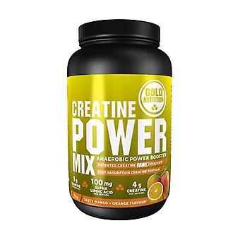 Creatine Power Mix 1 kg of powder (Orange - Mango)
