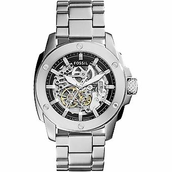 Fossil ME3081 Modern Machine Automatic STEEL Mens Watch