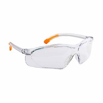 Portwest - Fossa Spectacle Clear Regular