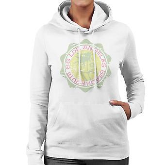 Route 66 Original Light Beach Wear Women's Hooded Sweatshirt
