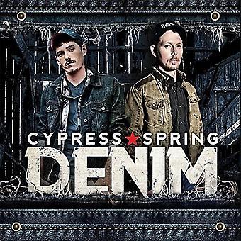 Cypress Spring - Denim [CD] USA import