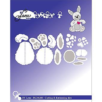 Tekijä Lene Rabbit Cutting & Kohokuviiminen kuolee