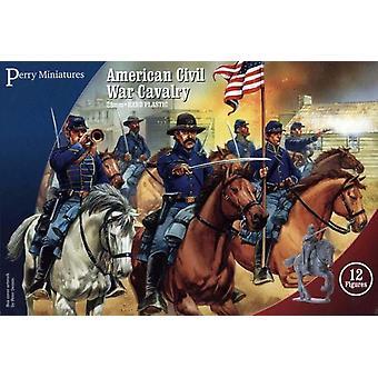 Perry Miniatures 28mm Plastic American Civil War Cavalry