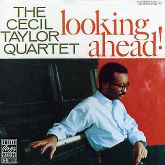 Cecil Taylor Quartet - perspectives d'avenir [CD] USA import