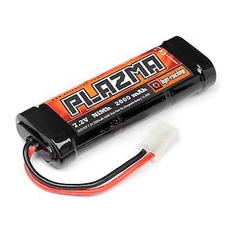 HPI 101929 Plazma 7.2V 2000mAh NiMH Re-Chargeable Battery Stick Pack