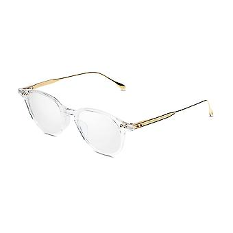 DITA Ash DRX2073 H Clear-Yellow Gold Glasses