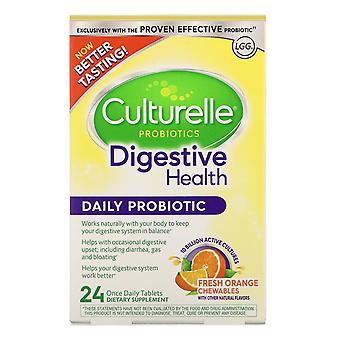 Culture, Probiotiques, Santé Digestive, Probiotiques Quotidiens, Orange frais Muctable