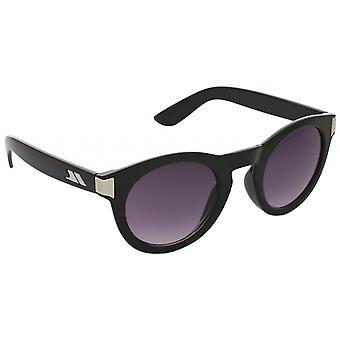 Napszemüveg Női Clarendon Fekete / Füst
