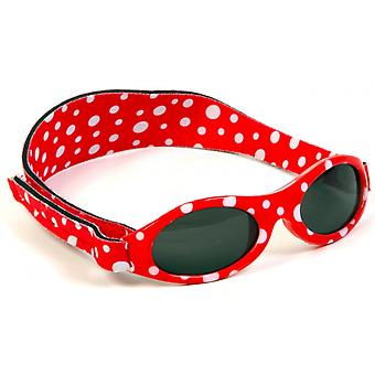 Sunglasses Junior white/red 0-2 years